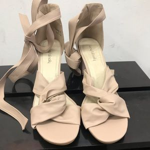 LONG TALL SALLY Isla KNOTTED SANDAl